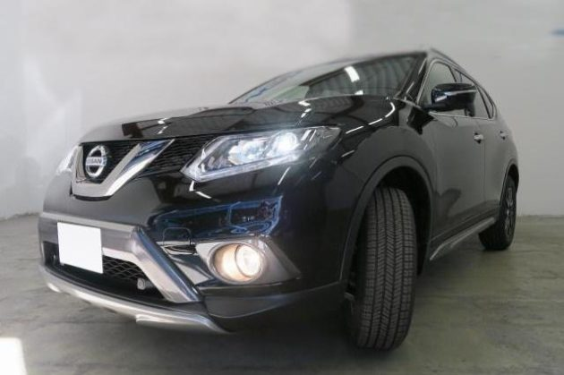 Front Guard Nissan X-TraiL X-Tremer