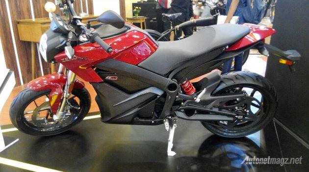 Harga Zero Motorcycle motor listrik
