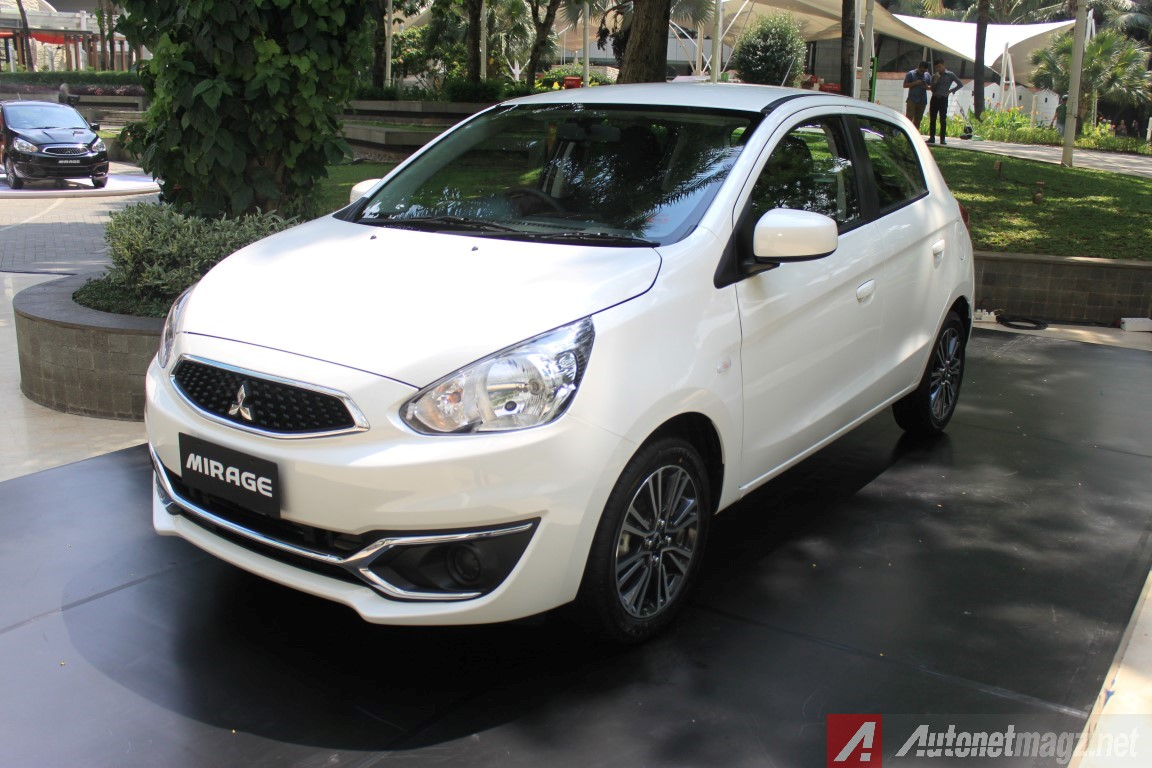 International, Mitsubishi-Mirage-Facelift-GLS-Tipe: First Impression Review Mitsubishi Mirage Facelift Indonesia