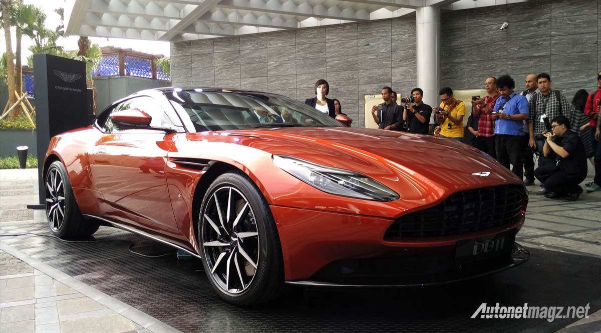 Aston Martin Db11 Akhirnya Dirilis Di Indonesia Autonetmagz