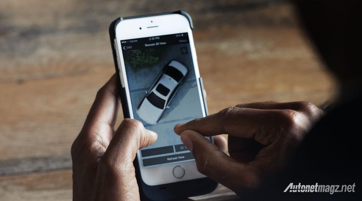 BMW, bmw connected remote view 3d untuk 5 series g30: BMW Perkenalkan Remote View 3D Untuk 5 Series G30, Apa Itu?