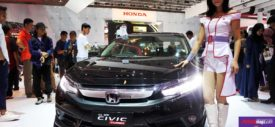 honda civic turbo prestige di GIIAS 2016