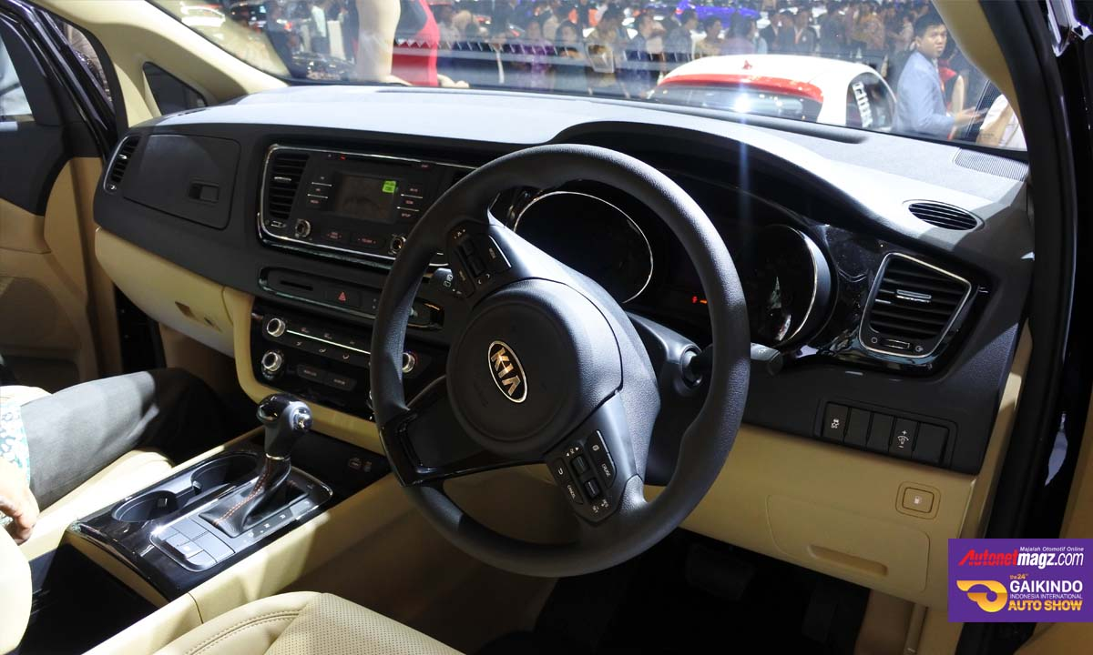 interior kia grand sedona indonesia