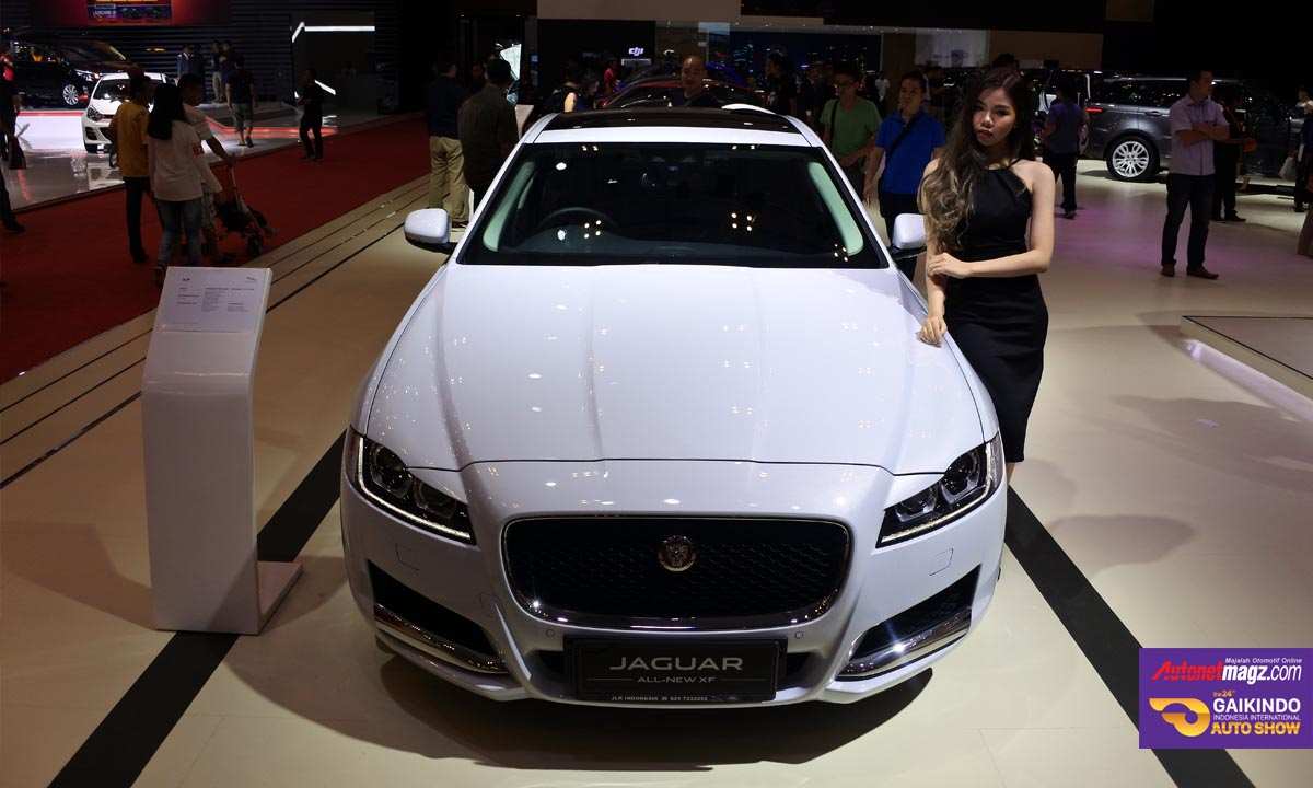jaguar xf giias 2016