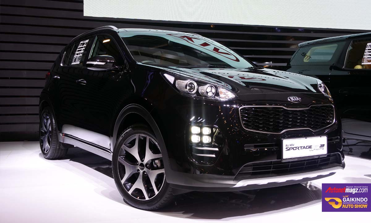 kia sportage indonesia giias 2016
