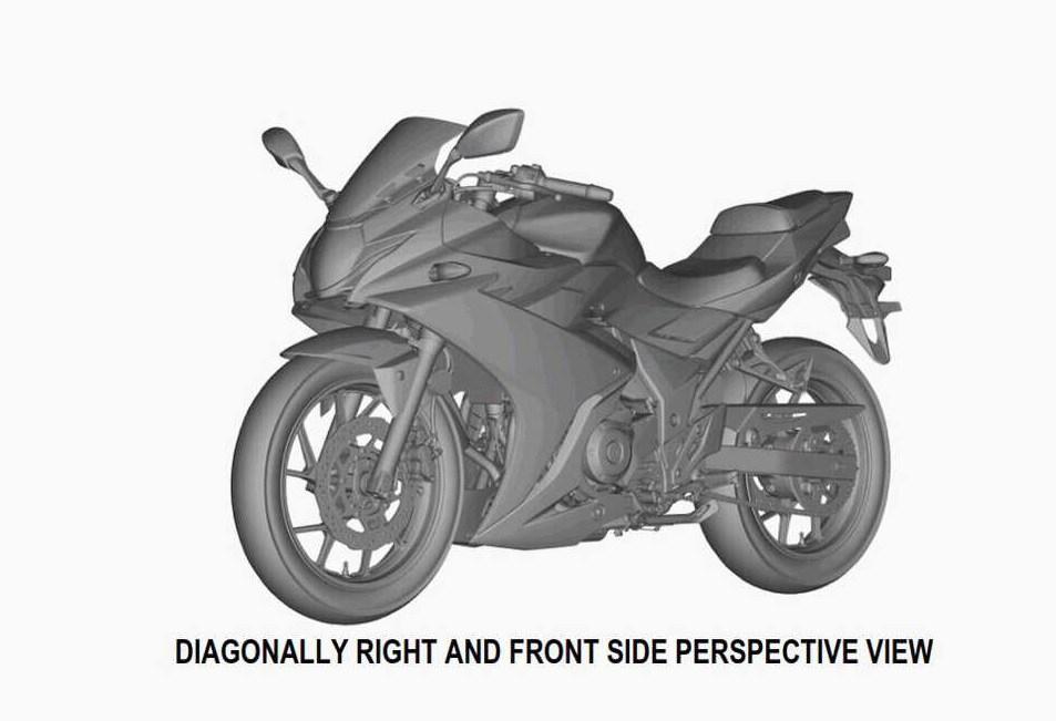 International, paten suzuki gsx-r 250: Suzuki Siapkan GSX-R 250 Penantang CBR250RR