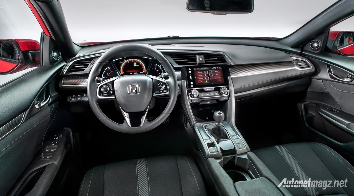 honda-civic-hatchback-2017-interior