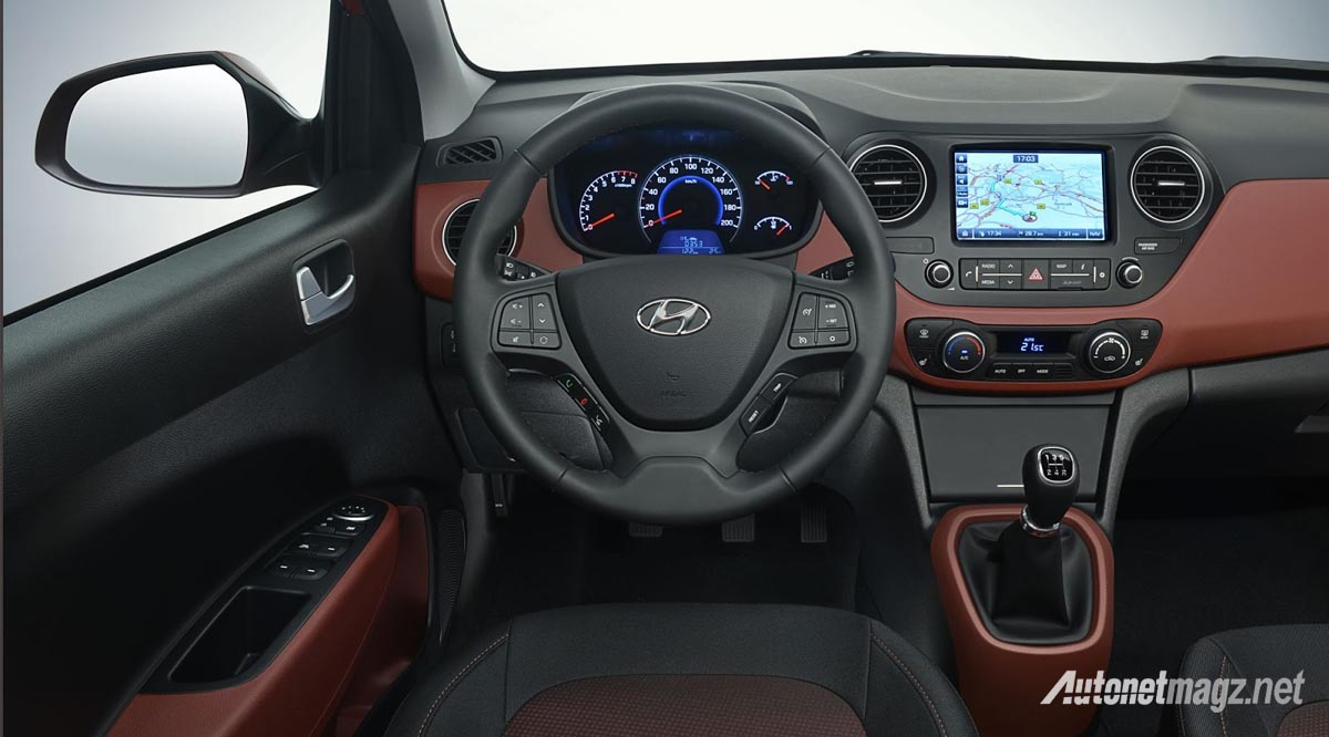 hyundai i10 facelift interior