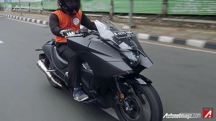 Harga honda big bike nm4 vultus indonesia autonetmagz for Honda nm4 review