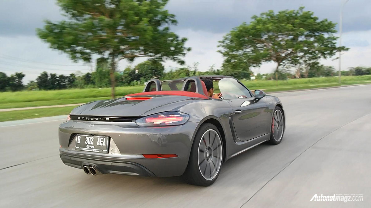 International, porsche-indonesia: Porsche 718 Boxster S Review : Gateway to Porscheland