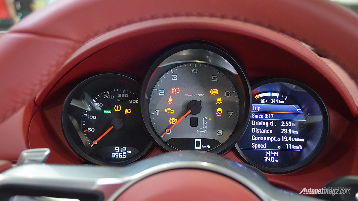 International, speedometer-porsche-718-boxster-s: Porsche 718 Boxster S Review : Gateway to Porscheland