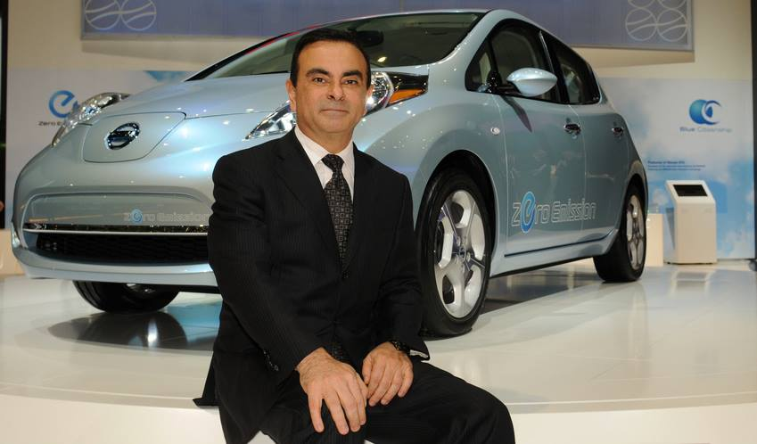 International, carlos-ghosn-ceo-renault-nissan: Carlos Ghosn Akan Jadi CEO Mitsubishi Juga?
