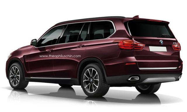 Berita, bmw-x7-rendering-2: BMW X7 Akan Hadir? Bagaimana Bentuknya?