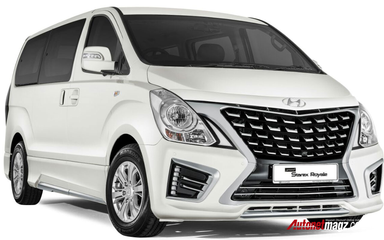 hyundai h1 facelift 2016 2017 2018 best cars reviews. Black Bedroom Furniture Sets. Home Design Ideas