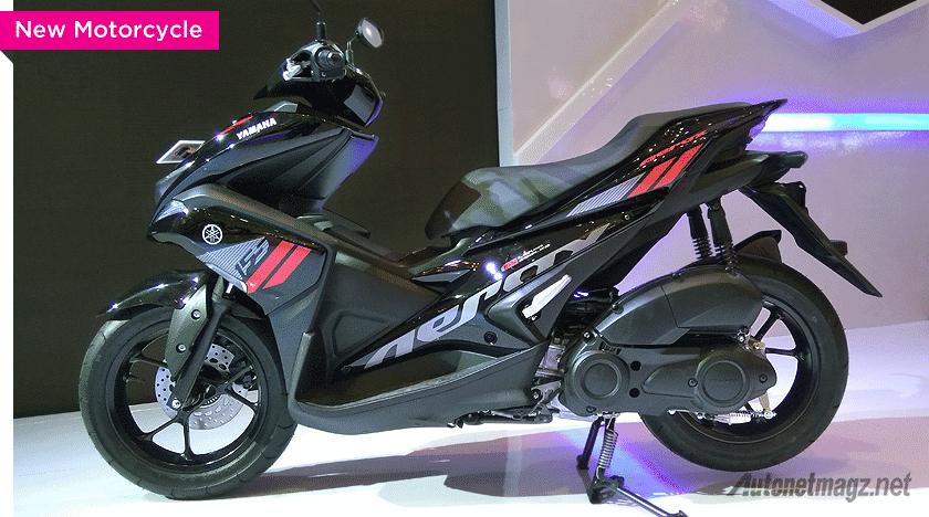 Harga Yamaha Aerox Autonetmagz Review Mobil Dan Motor Baru