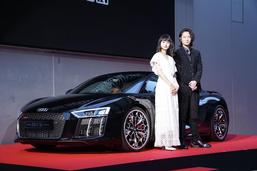 Audi R8 Kingsglaive Dirilis, Satu-Satunya di Dunia! - AutonetMagz