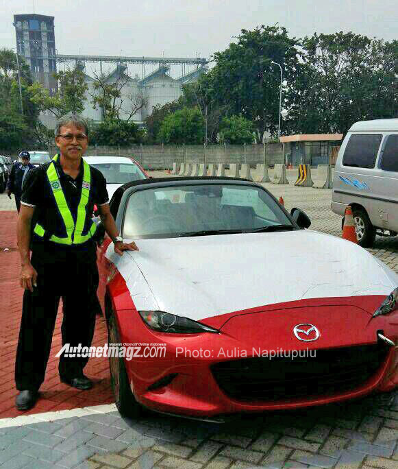 , Mazda MX-5 2017 All-new Indonesia harga: Mazda MX-5 2017 All-new Indonesia harga