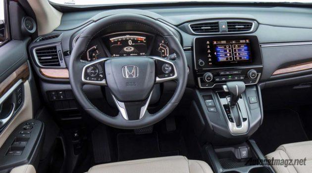 Honda CR-V Turbo Indonesia Dirakit CKD Dan Meluncur Tahun ...