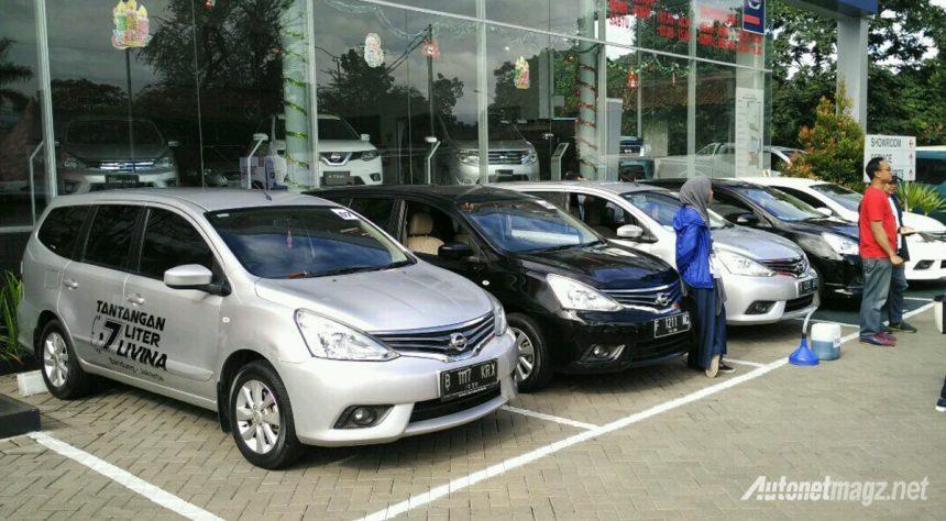 Jajal 130 Km, Nissan Grand Livina Raih Angka 30 Km Per ...