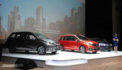 Intip Yuk Fitur Baru Honda Mobilio Facelift Terbaru 2017!
