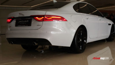 All New Jaguar XF Black Jack Diluncurkan Khusus Untuk ...