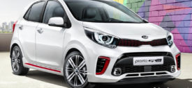 all new kia picanto 2017 front