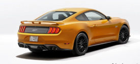 ford mustang facelift 2018