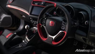 Honda Civic Type R Black Edition, Edisi Pamungkas Jelang Ganti Model