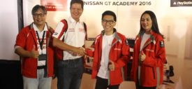 screening nissan gt academy indonesia