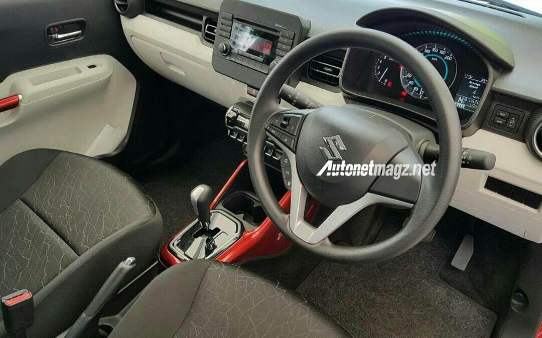Spy Shot Suzuki Ignis Indonesia Autonetmagz Review Mobil Dan