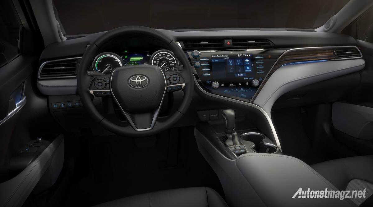 Toyota Camry 2018 Beringas Bertaji Dan Berbeda AutonetMagz