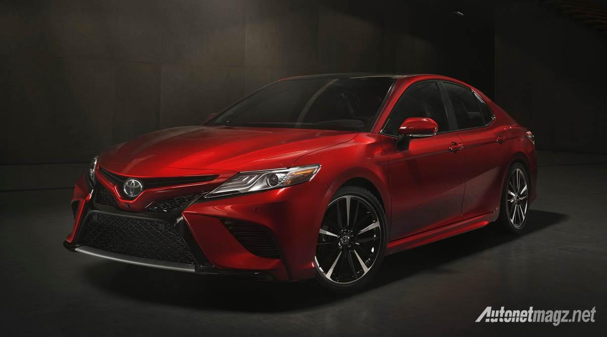 Kenapa Toyota Camry 2018 Tidak Berturbo Ini Jawaban Toyota