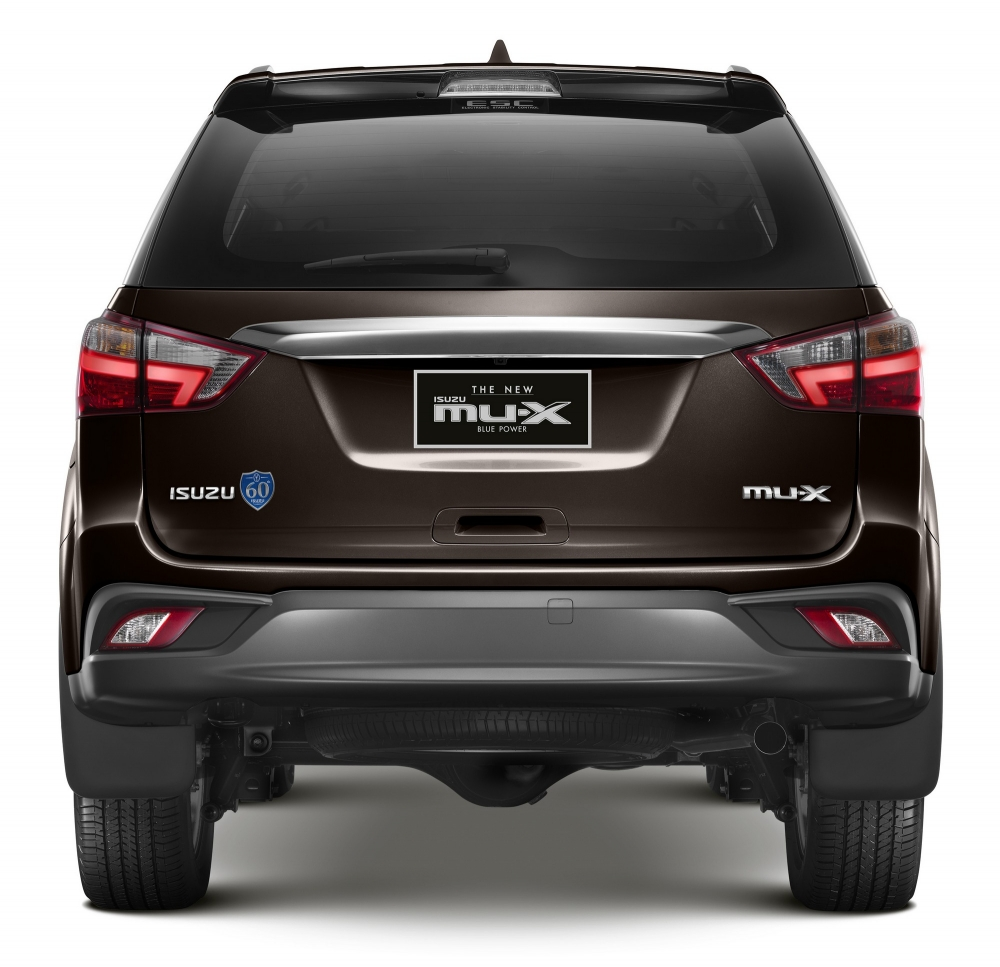 , 2017-Isuzu-MU-X-rear-Thailand-press-image: 2017-Isuzu-MU-X-rear-Thailand-press-image