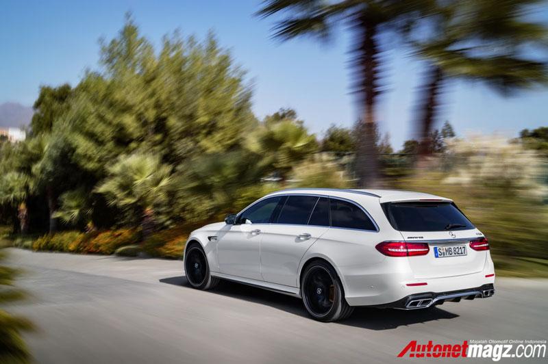 Mercedes-Benz, 2017-Mercedes-Benz-E63-AMG-Wagon-Autonetmagz-12: New 2017 Mercedes-AMG E63 S, Wagon Terkencang Dikelasnya!