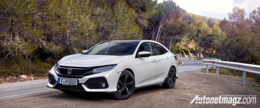 , 2017 all new honda civic turbo hatchback europe thailand front bumper: 2017 all new honda civic turbo hatchback europe thailand front bumper