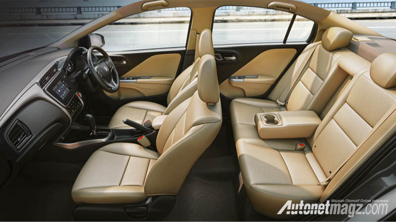 Honda, 2017 honda new city facelift launching interior: Honda City Facelift 2017 Meluncur April di IIMS!