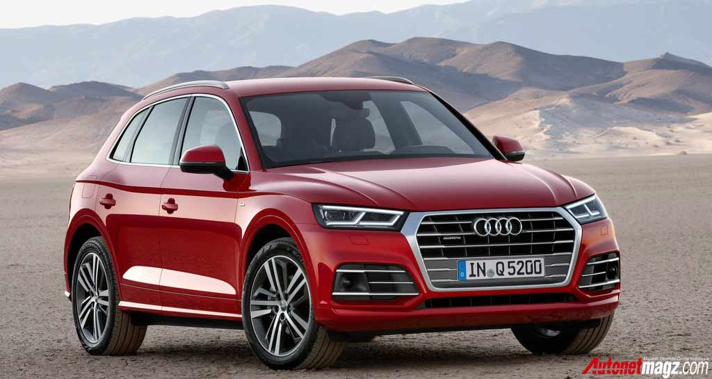 Berita, Audi-Q5-front: Ini Dia Para Finalis World Car of the Year 2017!
