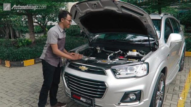 Chevrolet Captiva 2016 Review Good Package With Old Outfit