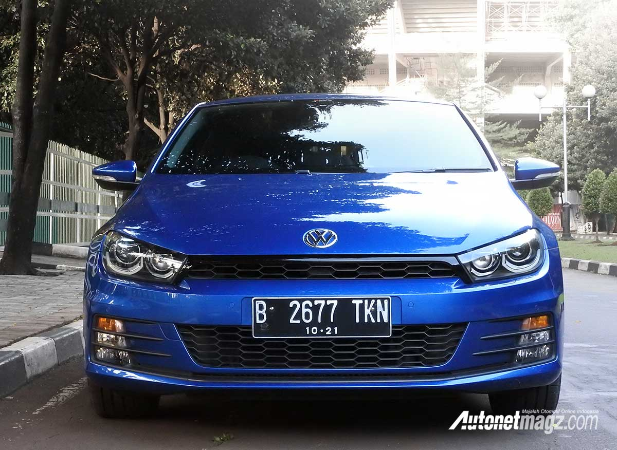 Mobil Baru, Harga VW Scirocco Indonesia: Volkswagen Scirocco 2017 Review : Daily Use Head-Turner