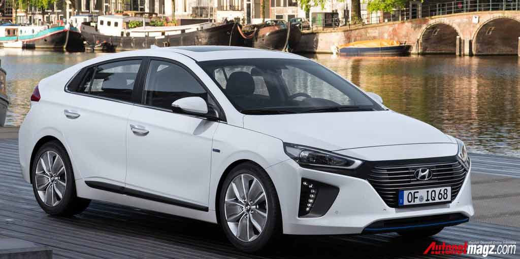 Berita, Hyundai-Ioniq-front: Ini Dia Para Finalis World Car of the Year 2017!