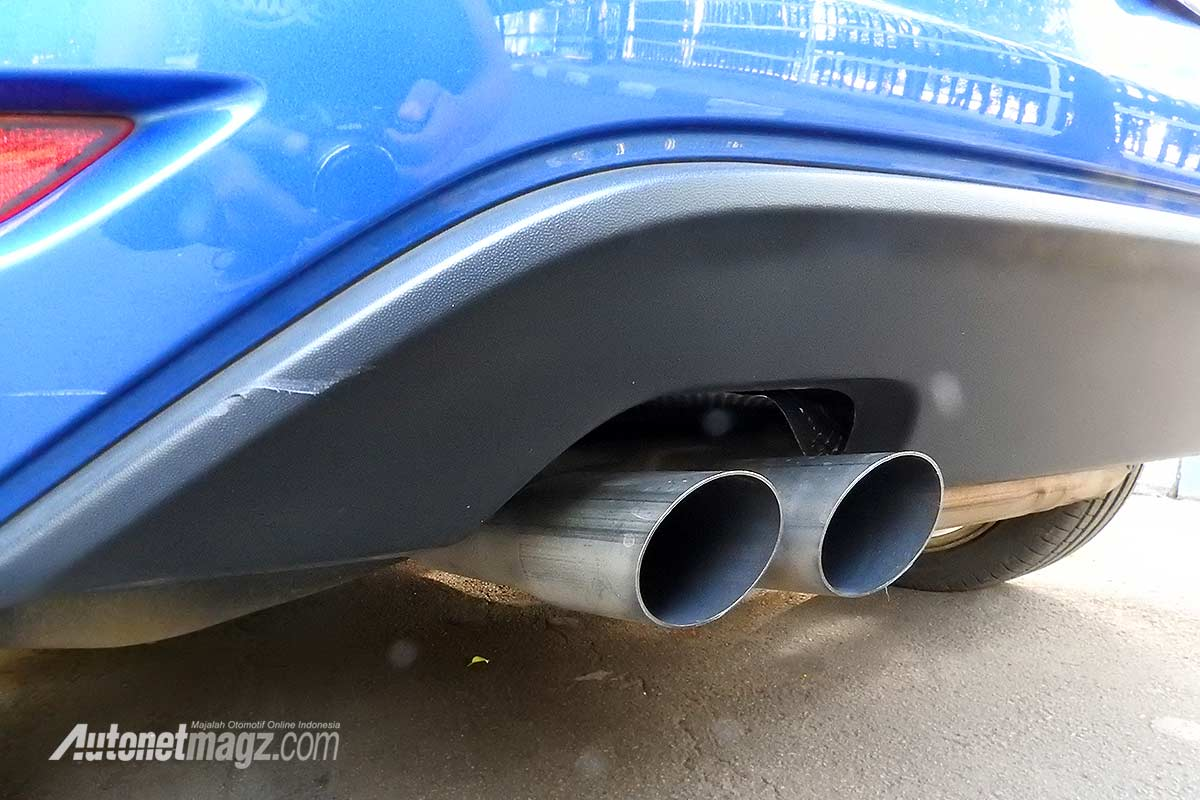 Mobil Baru, Knalpot VW Scirocco header pipe: Volkswagen Scirocco 2017 Review : Daily Use Head-Turner