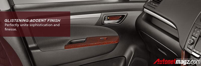 Mobil Baru, Maruti-Ertiga-Limited-Edition-door-panel: Suzuki Ertiga Limited Edition: Ertiga Paling Mewah!