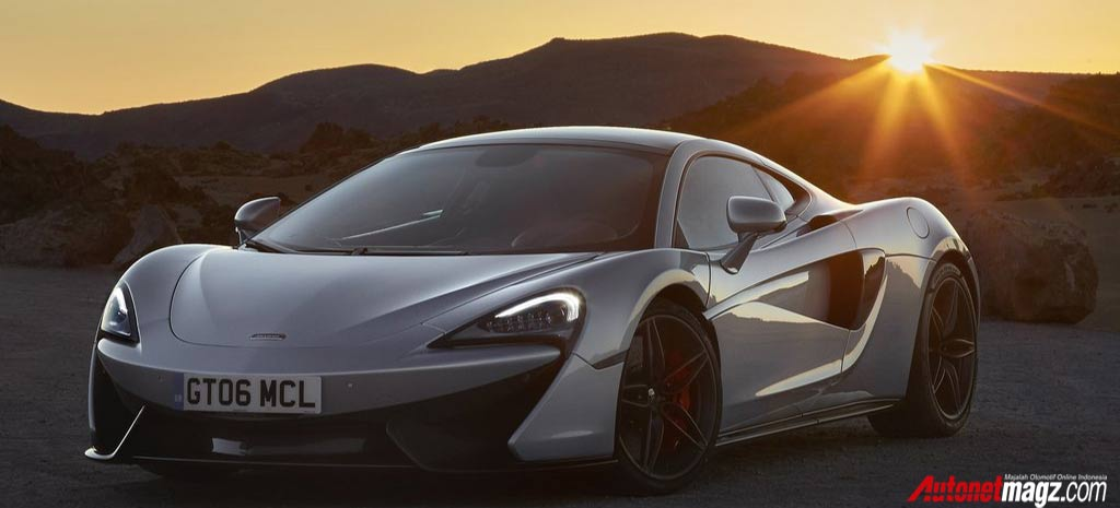 Berita, McLaren-570GT-front: Ini Dia Para Finalis World Car of the Year 2017!
