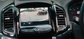 Blind spot monitoring fitur Chevrolet Captiva