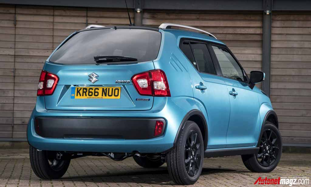 Berita, Suzuki-Ignis-rear: Ini Dia Para Finalis World Car of the Year 2017!