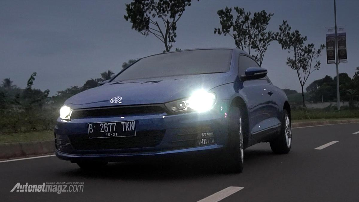Mobil Baru, Test drive review VW Scirocco Indonesia: Volkswagen Scirocco 2017 Review : Daily Use Head-Turner