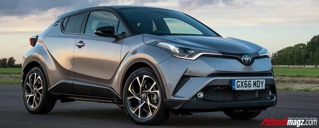 Berita, Toyota-C-HR-front: Ini Dia Para Finalis World Car of the Year 2017!