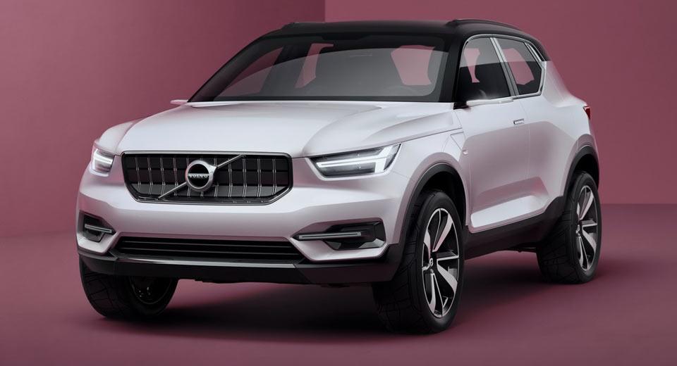 Berita, Volvo-XC40-debut–2a: XC40, Compact SUV dari Volvo Untuk Melawan GLA, Q3 dan X1