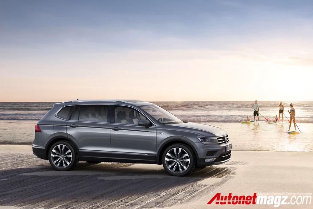 Mobil Baru, 2017-VWTiguan-Allspace-14: VW Tiguan Allspace : Tiguan Dengan 7 Tempat Duduk!