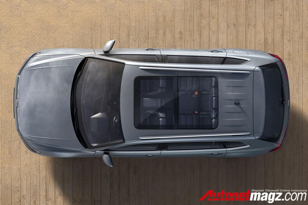 Mobil Baru, 2017-VWTiguan-Allspace-20: VW Tiguan Allspace : Tiguan Dengan 7 Tempat Duduk!